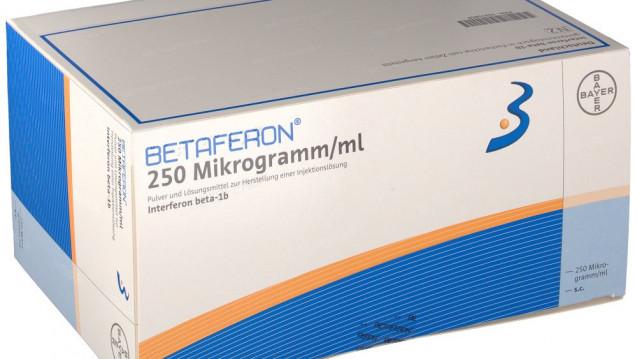 Hinsichtlich der Wirksamkeit sind Interferone bei MS gleich, aber nicht bei Lagerung, Applikationshäufigkeit und Nadellänge. (Foto; Bayer)