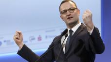 Das Versichertenentlastungsgesetz von Bundesgesundheitsminister Jens Spahn wird heftig kritisiert. (Foto: Imago)