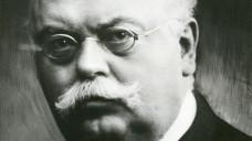 Am heutigen 10. Januar 2018 ist der 100. Todestag von Dr. August Oetker, der als Apotheker begann und dann zum Back-Unternehmer wurde. (Foto: Stadtarchiv Bielefeld)