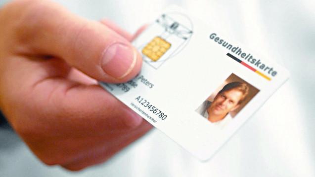 Die elektronische Gesundheitskarte steht weiter in der Kritik. (Foto: BMG)