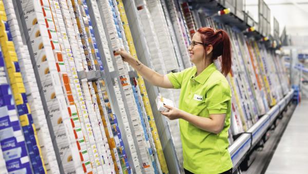 DocMorris steigert Rx-Umsatz um 10,2 Prozent