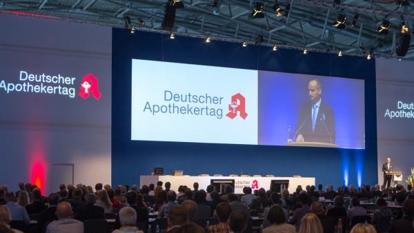 Was versprechen Sie sich vom Deutschen Apothekertag?