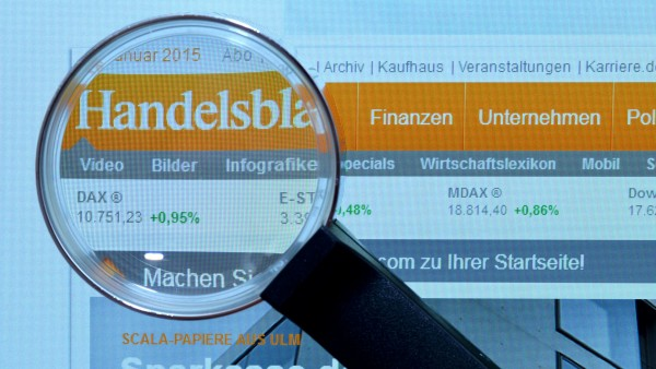 """Handelsblatt"" beerdigt das Rx-Versandverbot"