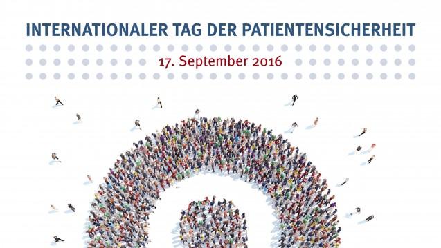 """Der Tag der Patientensicherheit steht dieses Jahr unter dem Motto """"Gemeinsam Medikationsfehler vermeiden"""". (Foto: APS)"""