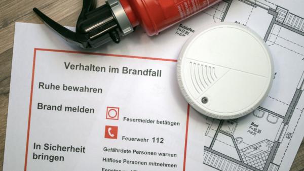 Was Apotheker zum Brandschutz wissen müssen (Teil 2)