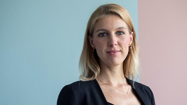 TeleClinic-Chefin Katharina Jünger setzt weiterhin auf eine Zusammenarbeit mit Apotheken vor Ort. (Foto: TeleClinic)