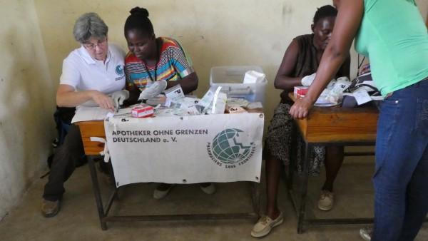 Die Lage in Haiti ist weiterhin katastrophal