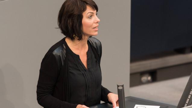 Die ehemalige Bundestagsabgeordnete Susanna Karawanskij (Linke) soll neue Gesundheitsministerin in Brandenburg werden. (Foto: Imago)