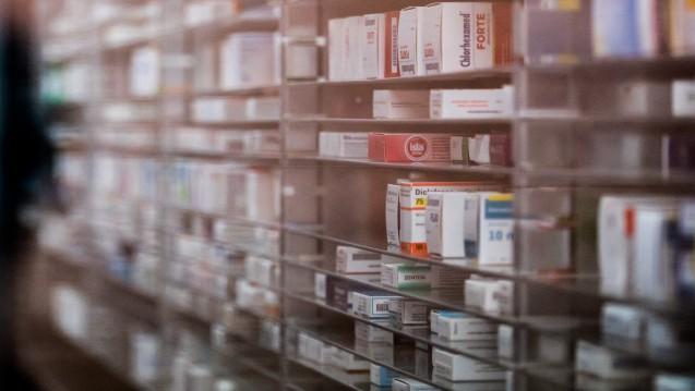 Arzneimittel-Engpässe: Drohen sie durch COVID-19 noch dramatischer zu werden? (Foto: picture alliance/Andreas Arnold)