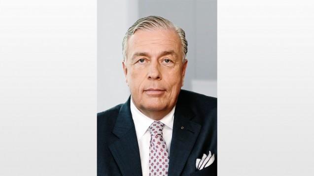 BÄK-Präsident Klaus Reinhardt: Die Musterberufsordnung der Ärzte sollte nach dem Sterbehilfe-Urteil des Bundesverfassungsgerichts geändert werden. (m / Foto: BÄK)