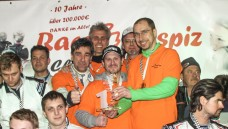 Das siegreiche Team der Flora Apotheke Castrop-Rauxel um Apotheker Christoph Riesner. (alle Fotos: privat)