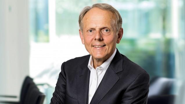 Dr. Hubertus Cranz, Hauptgeschäftsführer des BAH, moderierte die digitale Informationsveranstaltung zum aktuellen Stand der ePA und des E-Rezepts. (m / Foto: Johanna Unternährer)
