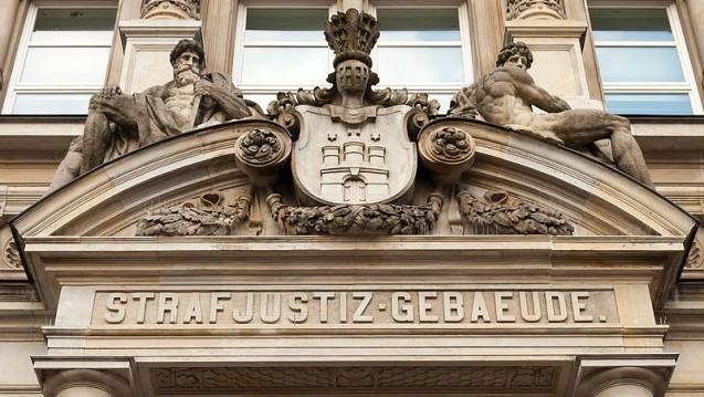 Am Dienstag beginnt am Justizforum am Sievekingplatz in Hamburg der Prozess gegen den Geschäftsführer einer Radiologiepraxis und einen Apotheker. (Foto: Ajepbah)