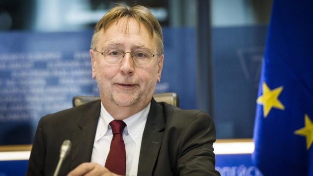 Der SPD-Europaabgeordnete Bernd Lange hat einige Fragen an die EU-Kommission zum Geschäftsmodell von DocMorris. (s / Foto: imago images / ZUMA)