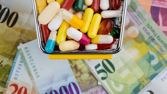 In der Schweiz könnte es schon bald ein neues Preisbildungssystem für Arzneimittel geben. (Foto: Imago)