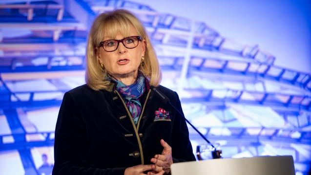Die CDU-Abgeordnete Karin Maag ist die neue gesundheitspolitische Sprecherin der Unionsfraktion. (Foto: Picture Alliance)