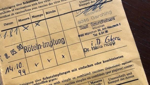 WHO drängt Europa zu mehr Konsequenz bei Masernimpfung