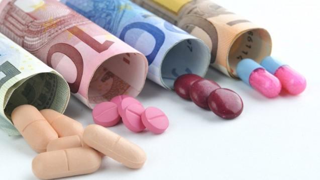 Die Arzneimittel-Umätze der Hersteller wachsen, die Zahl der in Apotheken abgegebenen Packungen stagniert hingegen nahezu. (Foto: avarand / Fotolia)