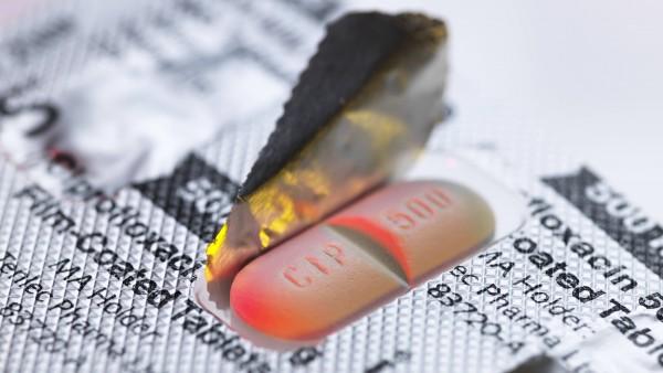 Ärzte verordnen zu viele Fluorchinolone