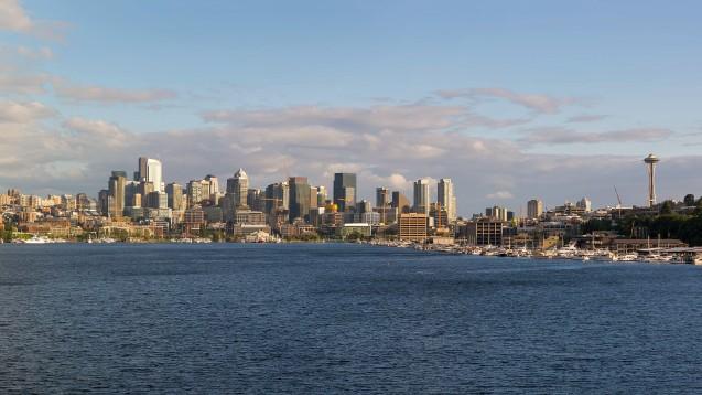 Die US-Stadt Seattle ist Sitz von Amazon, dem Unternehmen, das mit den Konzernen JP Morgan und Berkshire Hathaway das Gesundheitsvorsorgeprojekt Haven Healthcare gründete. (c / Foto: imago images / agefotostock)