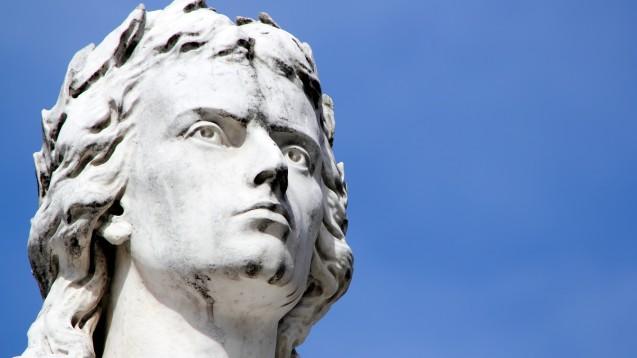 Schon früh zu internationalem Ruhm gelangt, aber auch zu schwerer Krankheit verdammt: Johann Christoph Friedrich Schiller wurde nur 45 Jahre alt. (Foto: ArTo / stock.adobe.com)