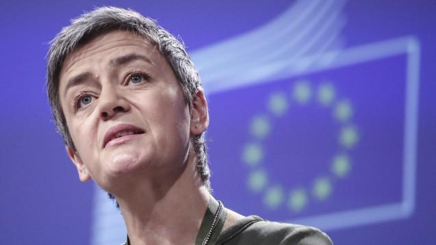 EU-Wettbewerbskommissarin Margrethe Vestager gab bekannt, dass es bei Aspen Hinweise auf plötzliche Preiserhöhungen von zum Teil mehreren hundert Prozent gebe. (Foto: dpa)