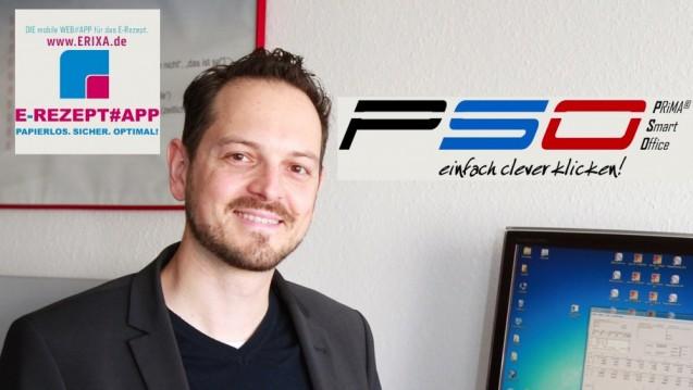 eRiXa-Chef Stefan Odenbach hat sich zum Ziel gesetzt, eine interoperable Plattform zu schaffen, in die sich möglichst alle Insellösungen integrieren lassen, die zum Beispiel in Modellprojekten im Zuge der Digitalisierung entstanden sind. (Foto: Stefan Odenbach)