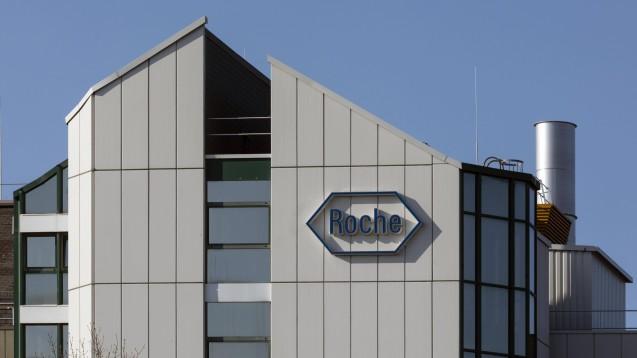 Der Schweizer Pharmakonzern Roche kämpft mit den Folgen der Coronavirus-Pandemie. (s / Foto: imago images / imagebroker)