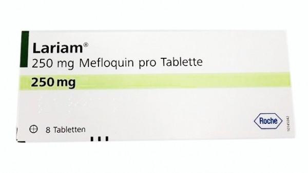 Malariamittel Lariam in Zukunft nur noch als Import erhältlich