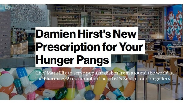 Speisen zwischen Arzneien