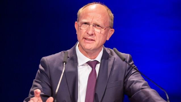 Weil es laut dem BAH-Vorstandsvorsitzenden Jörg Wieczorek signifikant unterschiedliche Auffassungen zur Organisationsstruktur gegeben hat, werden der BAH und der BPI nicht fusionieren. (s / Foto: Schelbert)