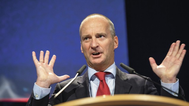 ABDA-Präsident Friedemann Schmidt sieht keinen Grund zur Sorge: Apotheken können auch in der Coronakrise versorgen. (Foto: Schelbert)