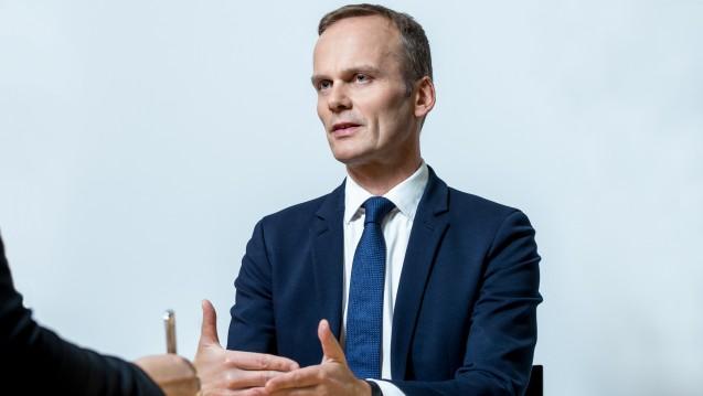 Pro Generika-Chef Bork Bretthauer widerspricht den Zahlen des WidO in Sachen Rabattverträge und beschwert sich darüber, dass die AOK ihre Zahlen nicht vorgelegt hat. (Foto: Svea Pietschmann)