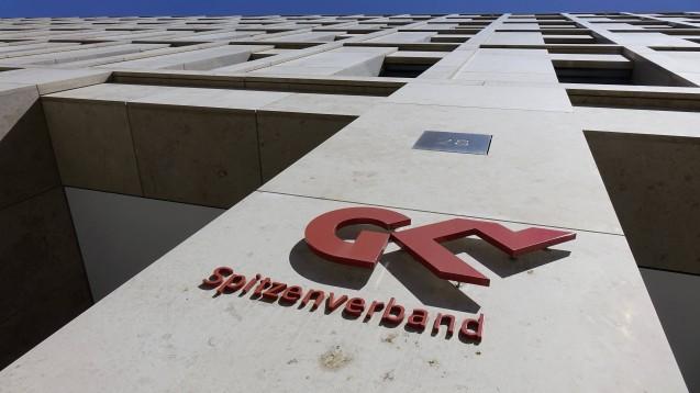 Der GKV-Spitzenverband ist eigentlich bekannt für seine regelmäßigen Spitzen in Richtung Apothekerschaft. (x / Foto: IMAGO / Steinach)