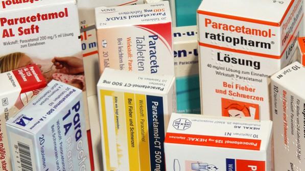 Eine längere Paracetamol-Einnahme scheint mit höheren Risiken behaftet zu sein als bislang vermutet. (Foto: DAZ/Sket)