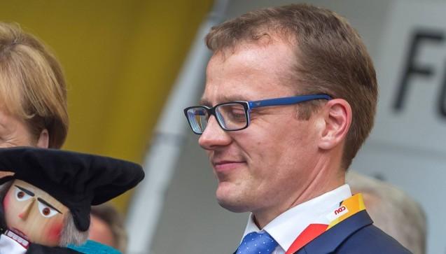 Alexander Krauß (Sachsen, CDU) (Foto: Imago)