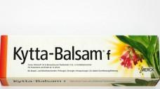 Als wärmende Creme ist Kytta-Balsam f indiziert bei Muskel- und Gelenkbeschwerden. Merck ruft das pflanzliche Arzneimittel nun zurück. (Quelle: DAZ.online)