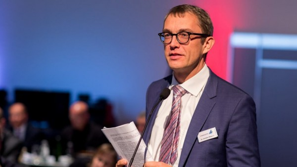 Wahlerfolg für Kammerpräsident Christian Belgardt