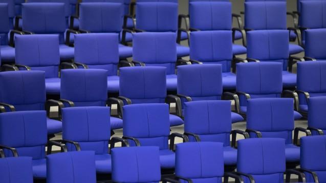 Das TSVG soll heute im Bundestag beschlossen werden. (s / Foto: Imago)