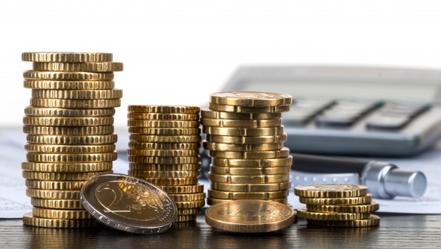 Negativzinsen auf große Einlagen? Die Apobank verhandelt mit Großkunden (Foto: vpoth / Fotolia)