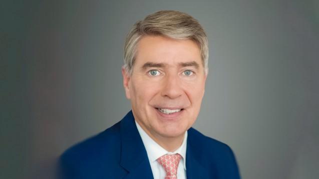 vfa-Präsident Han Steutel begrüßt die jüngsten Vorschläge aus dem Hause des Bundesgesundheitsministers zur Bekämpfung von Lieferengpässen. ( r / Foto: Carolin Jacklin)