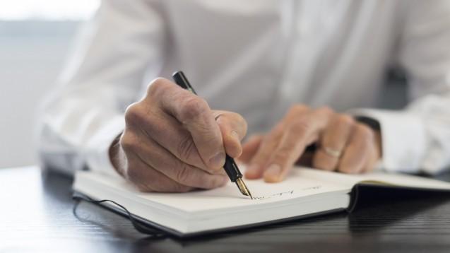 Warum sich SPD-Politiker für ausländische Versender einsetzen? Mein liebes Tagebuch... (Foto: Andi Dalferth)