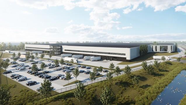 Die neue Unternehmenszentrale der Shop Apotheke soll im niederländischen Sevenum gebaut werden. (Foto: Shop Apotheke)