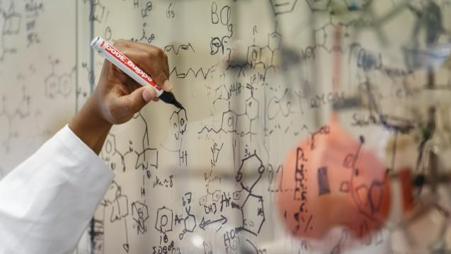 Die Forschergruppe habe mit dem Verfahren eine Vielzahl an Produkten synthetisiert. (Foto: Universität Wien)