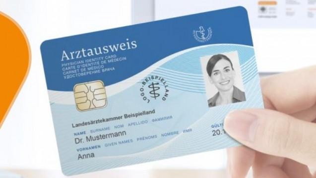Bei der Bestellung der Heilberufs-(HBA)und Praxisausweise (SMC-B) für Ärzte gab es erhebliche Sicherheitslücken bei der Identifizierung der Besteller. (m /Foto: Screenshot Medisign.de)