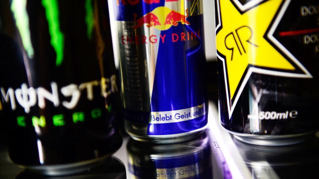 Die Auswirkungen der Inhaltsstoffe von Energy-Drinks sind wenig erforscht. (Foto: dpa)