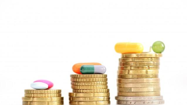 Die Gesundheitskosten steigen, auch im Bereich der Arzneimittel. (Foto:adrian_ilie825 / Fotolia)