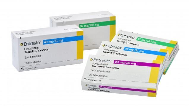 Entresto gilt als die neue Wunderwaffe bei Herzinsuffizienz. (Foto: Novartis)