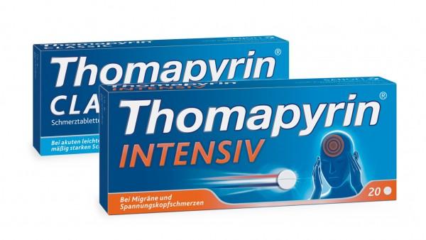 Sanofi vereinheitlicht Thomapyrin-Packungsdesign