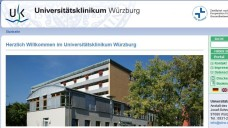 In der Apotheke des Uniklinikums Würzburg arbeitet Deutschlands derzeit jüngste Chefapothekerin. (Foto: Screenshot / DAZ)